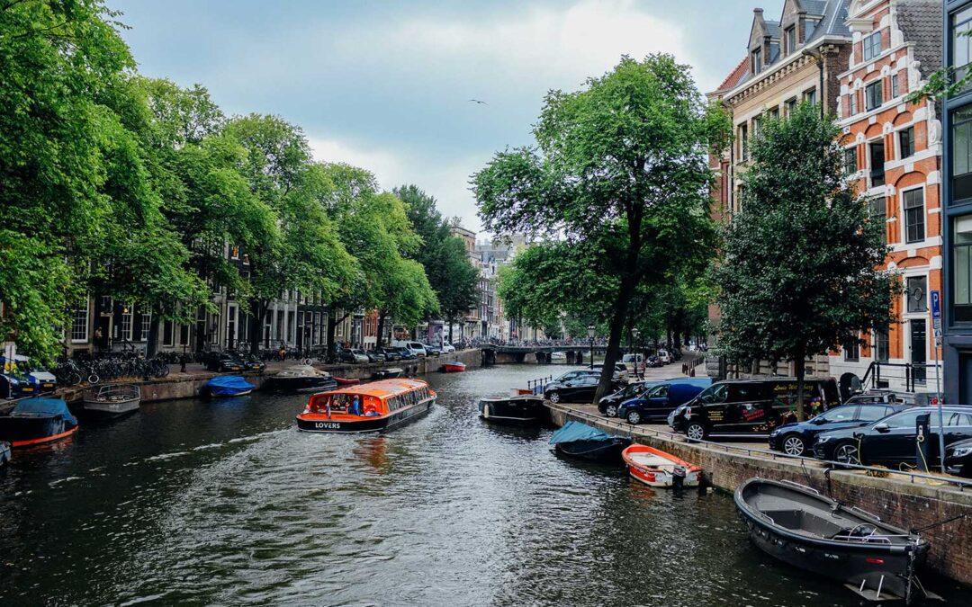 Ciekawostki o Holandii, czyli skąd wzięły się tulipany i pomarańcz