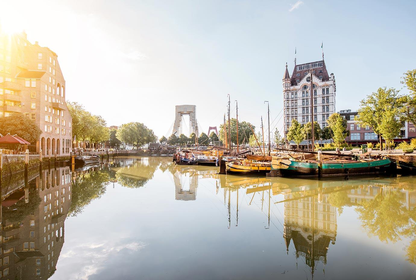 co warto zobaczyć w Holandii