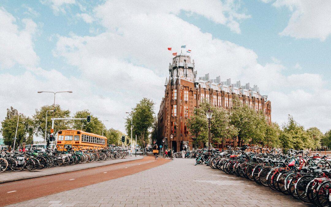 Ruch drogowy w Holandii